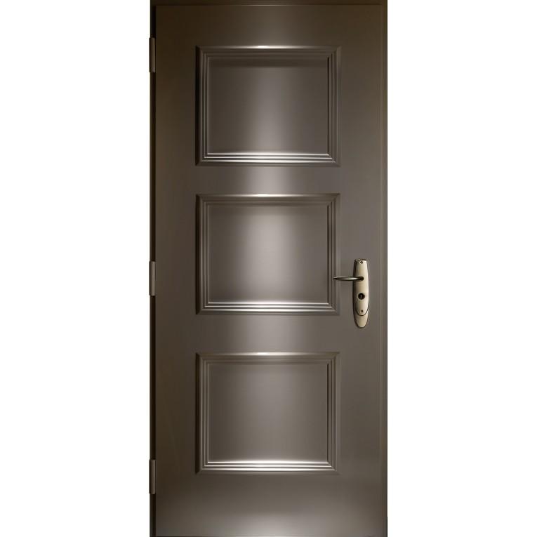 Puerta acorazada para chalet forstyl his - Puertas de chalet ...