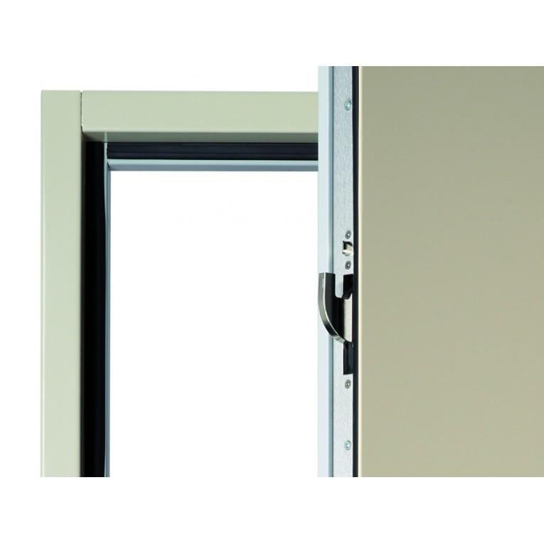 Puerta acorazada para piso spheris s for Puertas para pisos